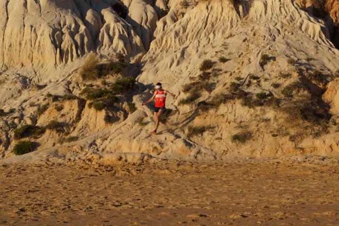 Ollie Stoten ultra downhill