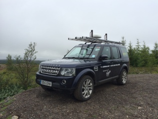 Land Rover Iceland