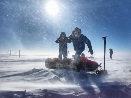 Ollie Stoten Antarctica